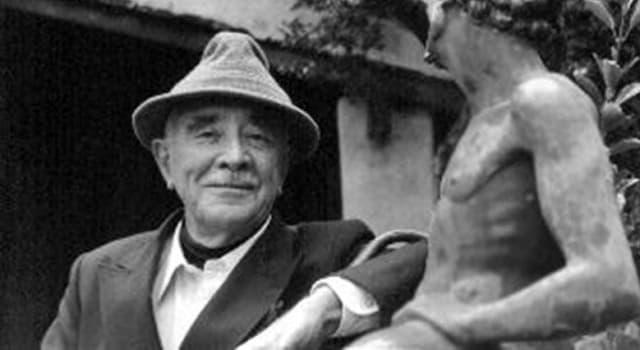 Cultura Pregunta Trivia: ¿Qué insecto cuenta la historia del mundo en una novela de Mujica Lainez?