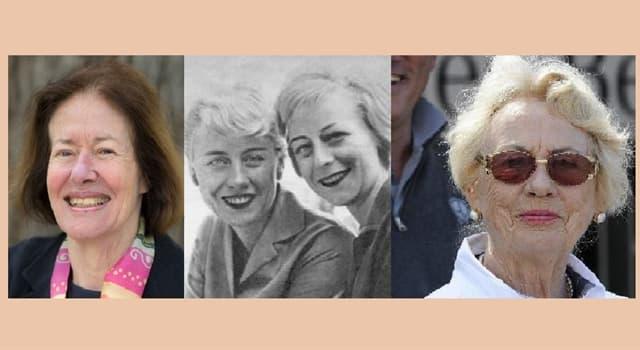 Sociedad Pregunta Trivia: ¿Qué lograron en el año 1962 Ewy Rosquist y Ursula Wirth?