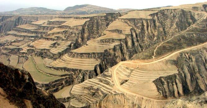 Geografía Pregunta Trivia: ¿Qué nombre tienen los depósitos sedimentarios limosos de origen eólico?