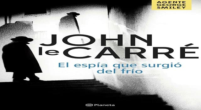 Cultura Pregunta Trivia: ¿Qué novelista trabajó con el seudónimo de John le Carré?