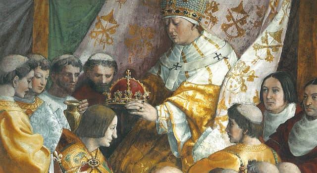Historia Pregunta Trivia: ¿Qué Papa coronó a Carlomagno como Emperador de los Romanos?