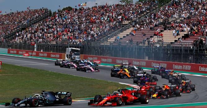 Deporte Pregunta Trivia: ¿Qué piloto de Fórmula 1 ha ganado cuatro títulos consecutivos desde 2010 hasta 2013?