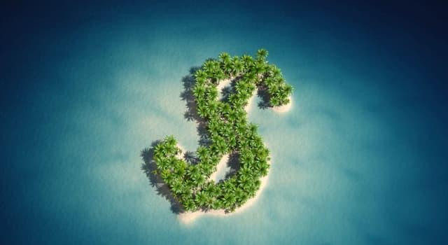 Cultura Pregunta Trivia: ¿Qué se considera un paraíso fiscal?