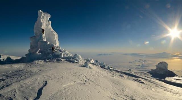 Naturaleza Pregunta Trivia: ¿Qué son las denominadas columnas de hielo de la imagen?