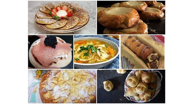 """Sociedad Pregunta Trivia: ¿Qué tipo de comida típica de Rusia es la """"Ujá""""?"""