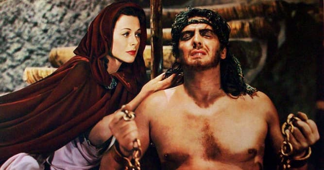 Cultura Pregunta Trivia: ¿Quién cortó el cabello de Sansón para que perdiera su fuerza?