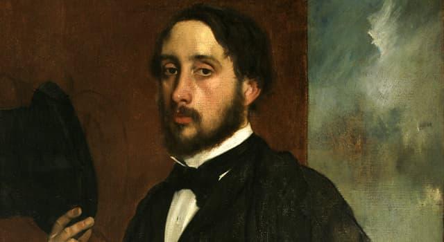 Cultura Pregunta Trivia: ¿Quién era el francés Edgar Degas?