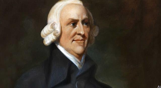 Historia Pregunta Trivia: ¿Quién escribió el libro La riqueza de las naciones?