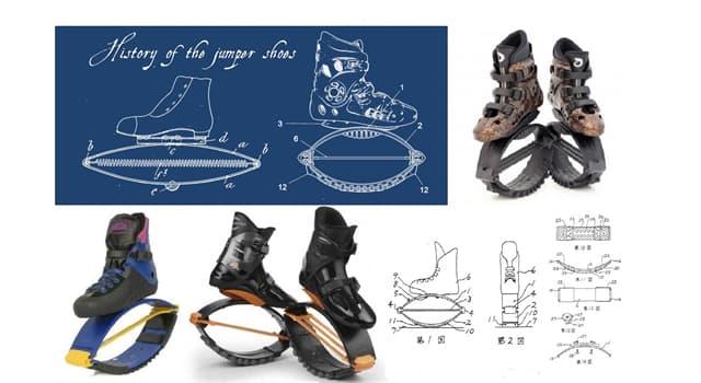 """Sociedad Pregunta Trivia: ¿Quién fue el primero en patentar en 1914 el artefacto de deporte que llamó """"Jumper1 Devore""""?"""