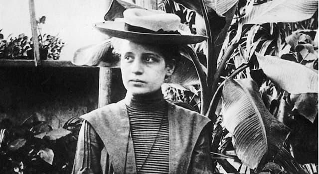 Сiencia Pregunta Trivia: ¿Quién fue Lise Meitner?