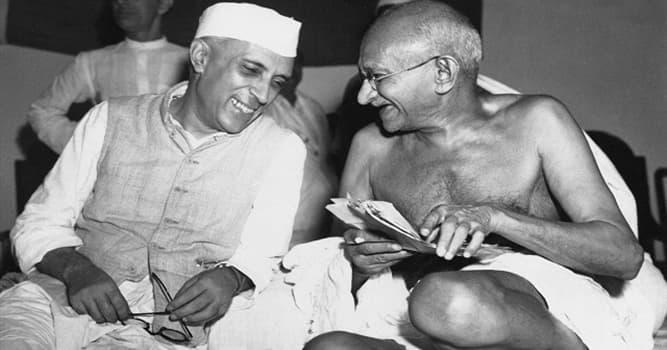Cultura Pregunta Trivia: ¿Quién fue Pandit Jawāharlāl Nehru?