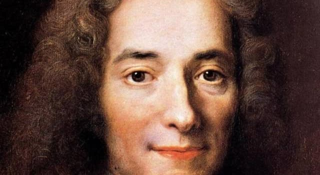 Cultura Pregunta Trivia: ¿Quién fue Voltaire?