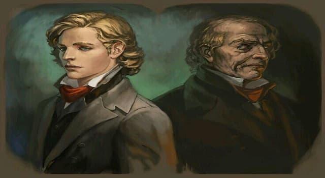 Cultura Pregunta Trivia: ¿Sobre que poeta se inspiró Oscar Wilde para realizar El retrato de Dorian Gray?