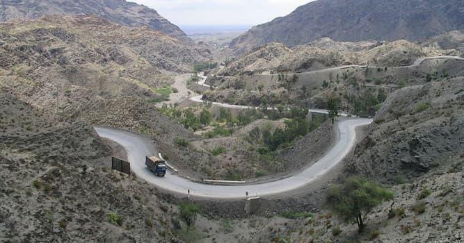 Geografía Pregunta Trivia: ¿El paso Khyber conecta a Pakistán con qué otro país?