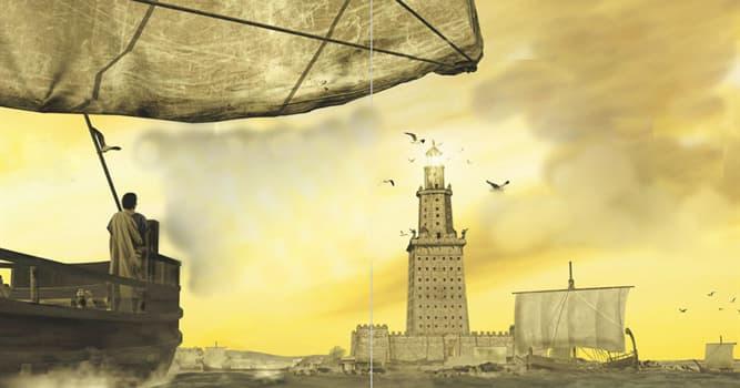 Historia Pregunta Trivia: ¿En qué país estaba el Faro de Alejandría?