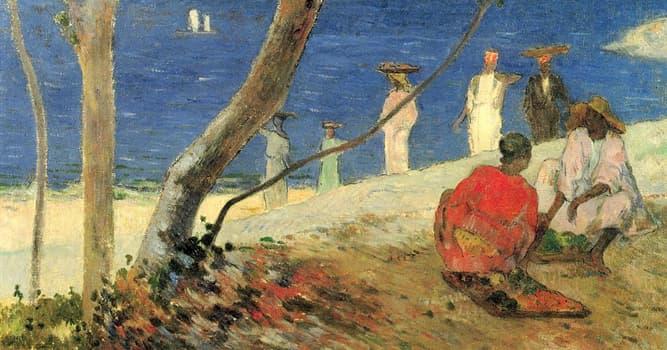 Historia Pregunta Trivia: ¿Qué canal ayudó a construir Paul Gauguin como obrero?