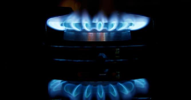 Naturaleza Pregunta Trivia: ¿Qué gas constituye más del 70% del gas natural?
