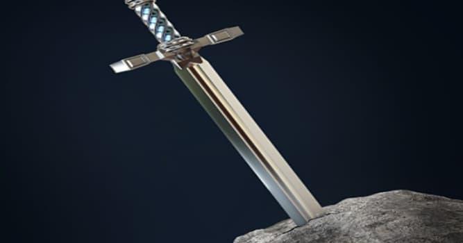 Cultura Pregunta Trivia: ¿Quién o qué fue Excálibur?