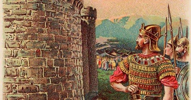Historia Pregunta Trivia: ¿Quién fue el segundo rey de Israel?