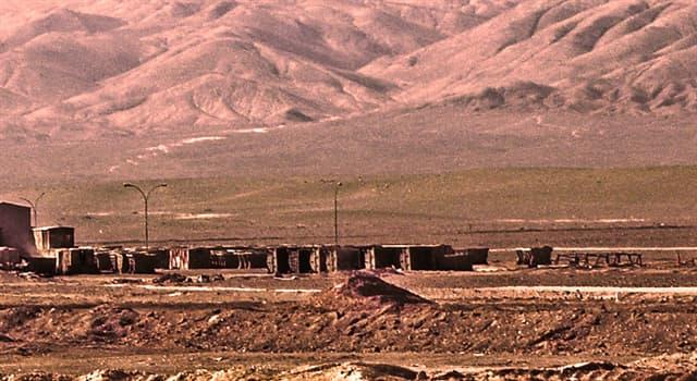 Сiencia Pregunta Trivia: ¿Por qué los desiertos áridos se vuelven tan fríos de noche?