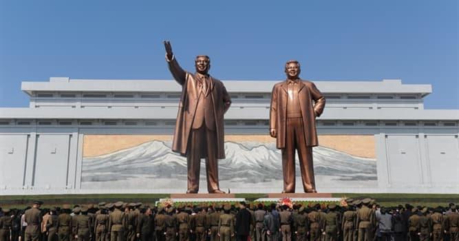 Geographie Wissensfrage: Wie heißt die Hauptstadt Nordkoreas?