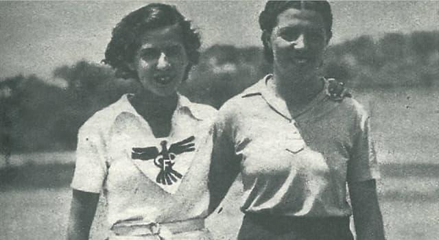 Deporte Pregunta Trivia: ¿Por qué fue famosa la deportista española Margot Moles?
