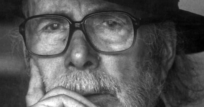 """Cultura Pregunta Trivia: ¿A qué actividad artística se dedicó José Otero, conocido como """"Laxeiro""""?"""