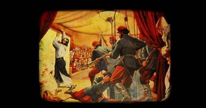 Historia Pregunta Trivia: ¿A quién mató el sargento Chirino?