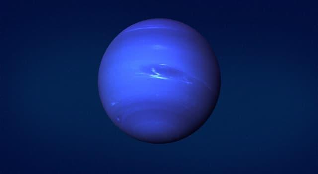Сiencia Pregunta Trivia: ¿Cómo es la aceleración de gravedad en Neptuno en relación con la de la Tierra?