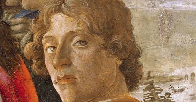 Cultura Pregunta Trivia: ¿Con qué nombre fue conocido Alessandro di Mariano di Vanni Filipepi?