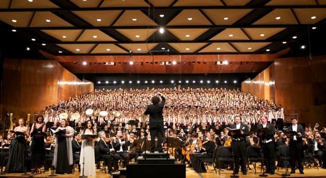 """Cultura Pregunta Trivia: ¿Con qué sobrenombre es conocida la """"Sinfonía número 8"""" de Gustav Mahler?"""