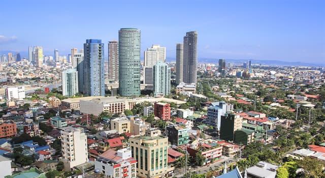 Cultura Pregunta Trivia: ¿Cuál de las siguientes afirmaciones sobre la ciudad de Manila es cierta?