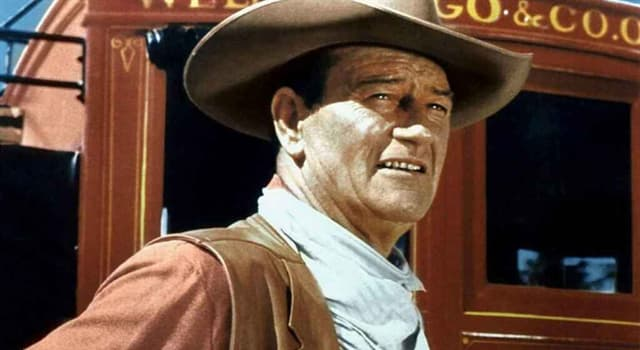 Películas Pregunta Trivia: ¿Cuál de las siguientes películas con nombre de río no figura en la filmografía de John Wayne?