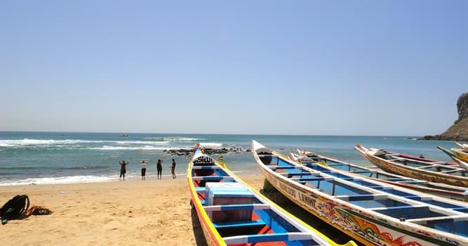 Geografía Pregunta Trivia: ¿Cuál es la capital de Senegal?