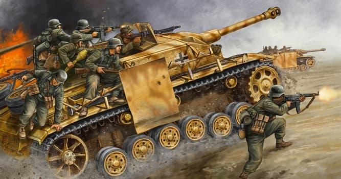 Historia Pregunta Trivia: ¿Cuál fue el nombre de las fuerzas armadas unificadas de la Alemania nazi?
