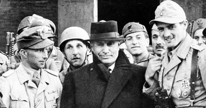 Historia Pregunta Trivia: ¿Cuál fue el nombre del operativo alemán por el cual lograron rescatar a Mussolini?