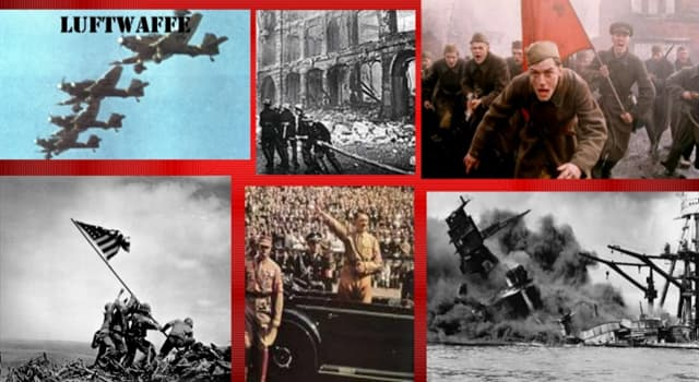 Historia Pregunta Trivia: ¿De qué manera pretendió Hitler dar un giro favorable a la guerra a finales del año 1943?