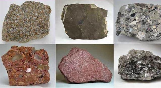 Сiencia Pregunta Trivia: ¿De qué roca sedimentaria se extrae la alúmina, materia prima principal para la producción de aluminio?