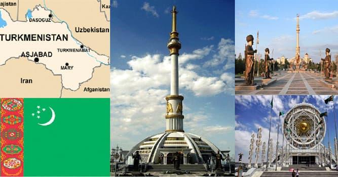 Historia Pregunta Trivia: ¿Desde qué año la República de Turkmenistán posee una Constitución que establece formalmente su democracia?