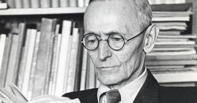 Cultura Pregunta Trivia: ¿Dónde nació Hermann Hesse?