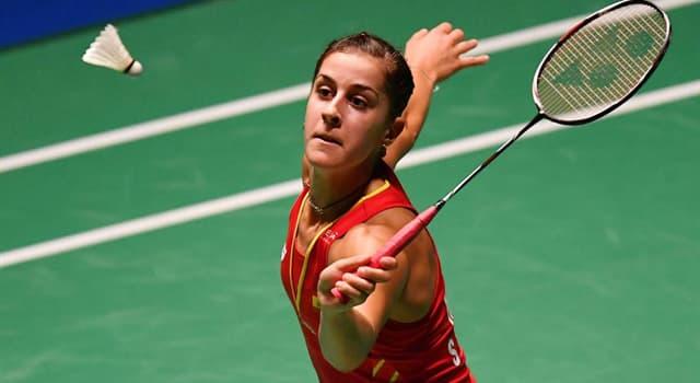 Deporte Pregunta Trivia: ¿En cuántas modalidades se divide el deporte olímpico llamado bádminton?
