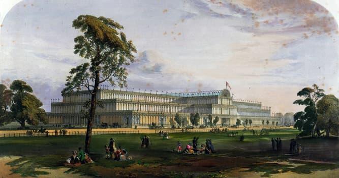 Historia Pregunta Trivia: ¿En dónde se celebró la primera Exposición Universal?