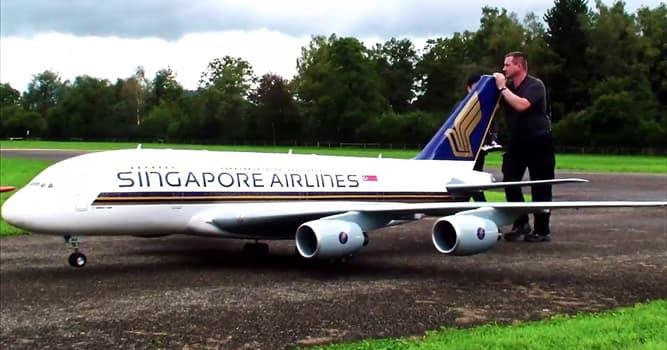 Deporte Pregunta Trivia: ¿En qué año la Federación de Aeronáutica Internacional incorporó el aeromodelismo a la aviación deportiva?