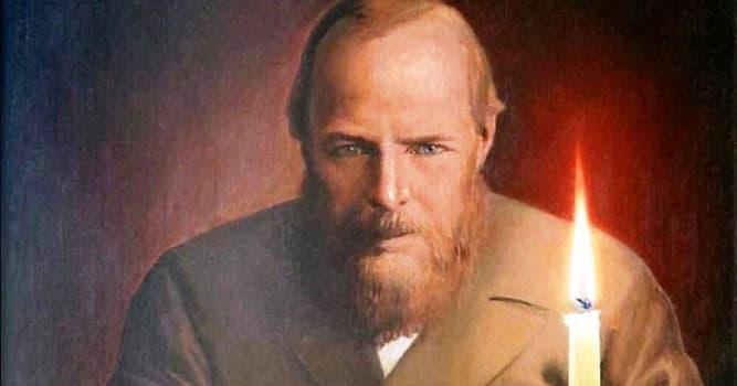 Cultura Pregunta Trivia: ¿En qué ciudad nació Fiódor Dostoievski?