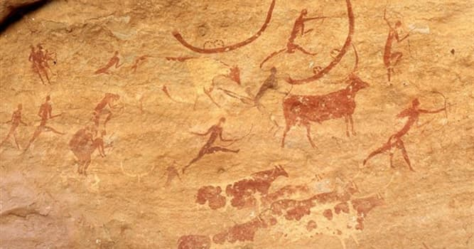 Cultura Pregunta Trivia: ¿En qué época surgió el arte?