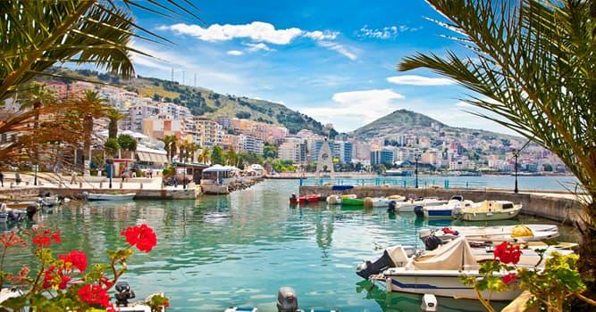 Geografía Pregunta Trivia: ¿En qué país queda Sarandé o Saranda?