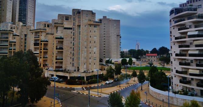 Geografía Pregunta Trivia: ¿En qué país se encuentra la ciudad de Beerseba?