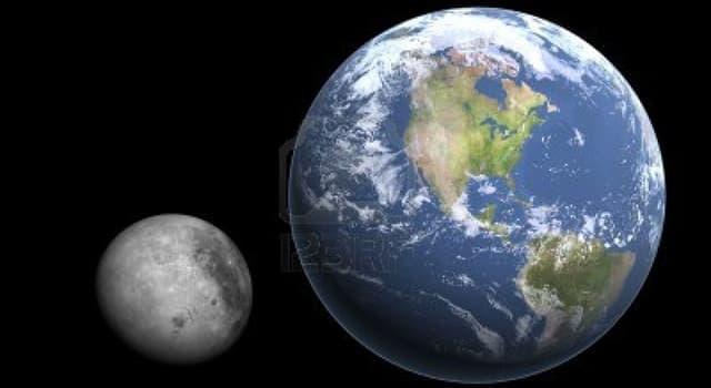 Сiencia Pregunta Trivia: ¿En qué parte de la Tierra se encuentra el centro de masa del sistema Tierra-Luna?