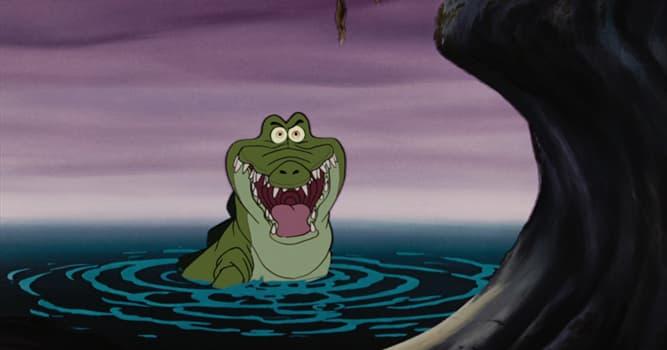 """Películas Pregunta Trivia: ¿En qué película de Disney aparece """"Tic Tac, el Cocodrilo""""?"""