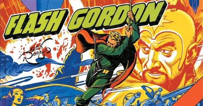 Películas Pregunta Trivia: ¿En qué planeta transcurrían la mayoría de las aventuras de Flash Gordon?